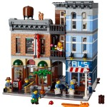 10246 LEGO Detective's Office Modular Set Up for Order!