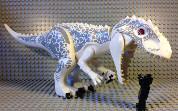 LEGO Jurassic World Sets Summer 2015 Teaser Photo Revealed ...
