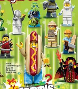 LEGO Minifigures Series 13 71008 Fully Revealed Photos