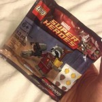 LEGO Rocket Raccoon Minifigure Exclusive Released in the US!