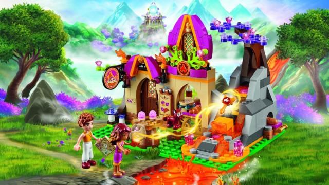 41074 LEGO 2015 Elves Azari and The Magical Bakery