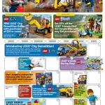 February 2015 LEGO Store Calendar Promos, Deals & Events!