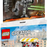 LEGO Flower Wagon & AT-DP Free Promos Now Available!