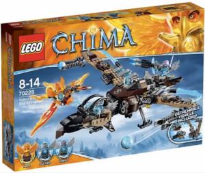 LEGO 70228 Vultrix's Sky Scavenger Set Box