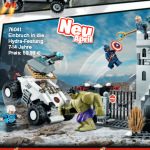 LEGO Avengers Hydra Fortress 76041 Set Photos Preview!