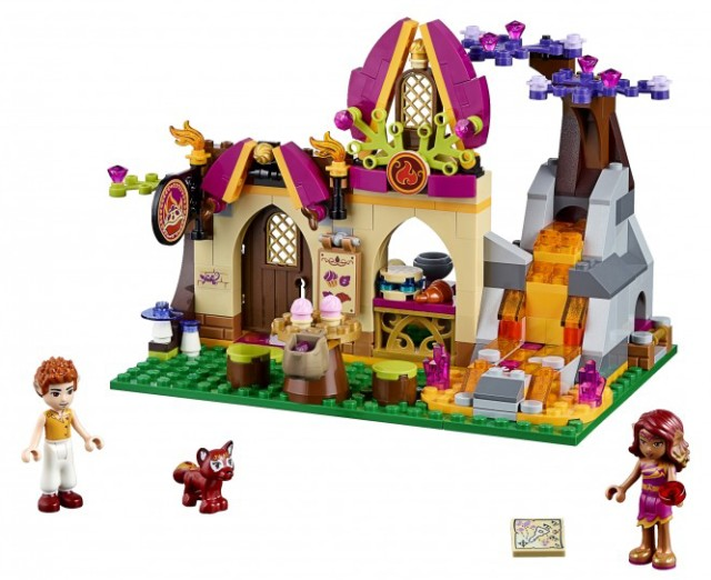 LEGO Azari and The Magical Bakery 41074 Winter 2015 Set