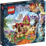 LEGO Elves Azari and The Magical Bakery 41074 Revealed!
