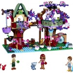 2015 LEGO Elves Treetop Hideaway 41075 Set Revealed!