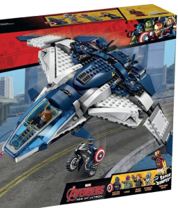 76032 LEGO Avengers Quinjet Chase Set