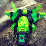 LEGO Green Lantern vs. Sinestro Review & Photos 76025