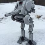 LEGO Star Wars AT-DP Polybag Review & Photos 30274