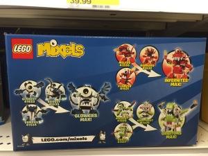 LEGO Mixels Series 4 Mixel Maxes Figures