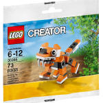 LEGO Creator Tiger 30285 Polybag Set Photos Preview!