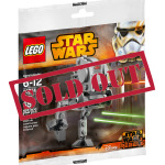 LEGO Star Wars AT-DP 30276 Polybag Promo SOLD OUT!