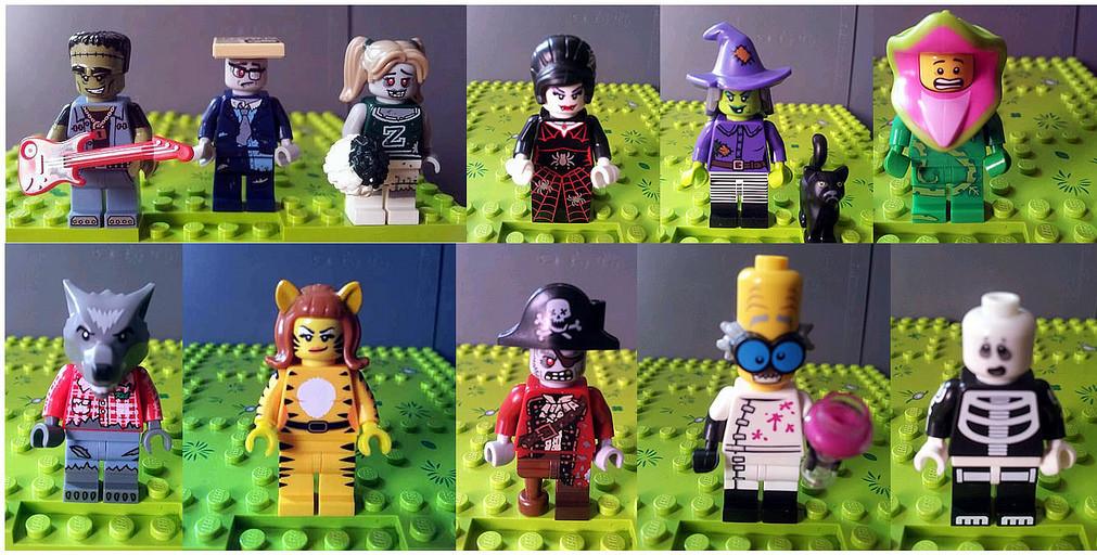 Лего minifigures series 7 - 62e