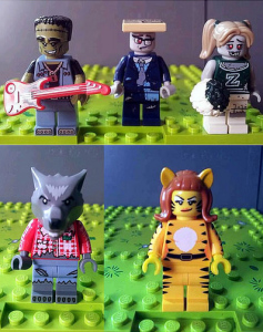LEGO Minifigures Series 14 Figures Revealed