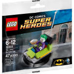 LEGO Joker Bumper Car 30303 Polybag Set Photos Preview