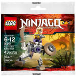 LEGO Ninjago Anacondrai Battle Mech 30291 Polybag!
