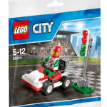 LEGO City Go-Kart Racer 30314 Revealed & Photos!
