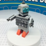 March 2015 LEGO Robot Mini Monthly Model Build Photos!