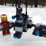 LEGO Iron Man vs. Ultron 76029 Review & Photos!