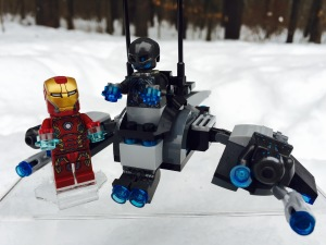 LEGO Iron Man vs. Ultron Review