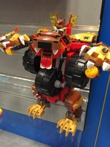 New York Toy Fair 2015 LEGO 70225 Bladvic's Rumble Bear