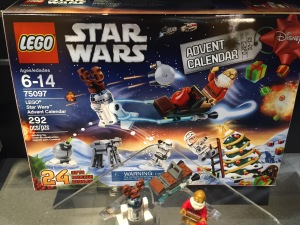 LEGO Star Wars 2015 Advent Calendar 75097 Box