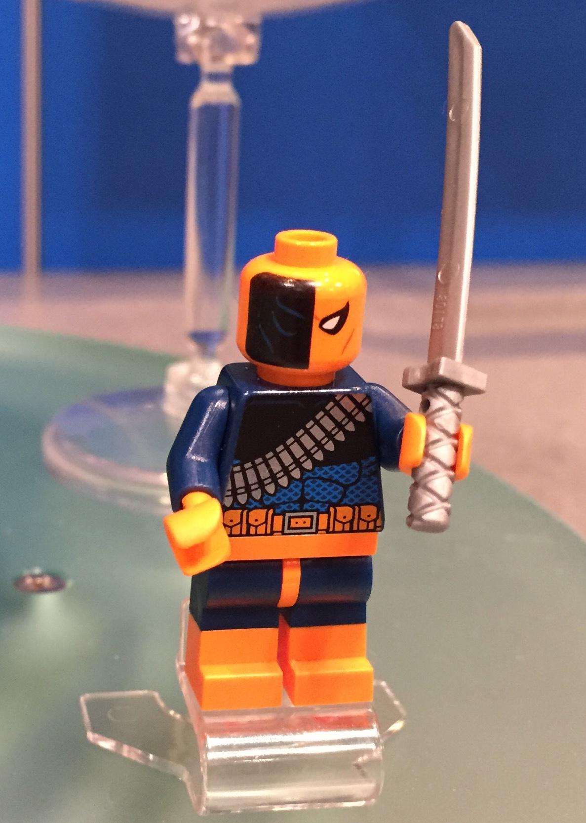 deathstroke lego-#36