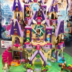 LEGO Elves Skyra's Mysterious Sky Castle Photos! Toy Fair 2015