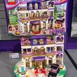 LEGO Friends Heartlake Grand Hotel Summer 2015 Set Photos!