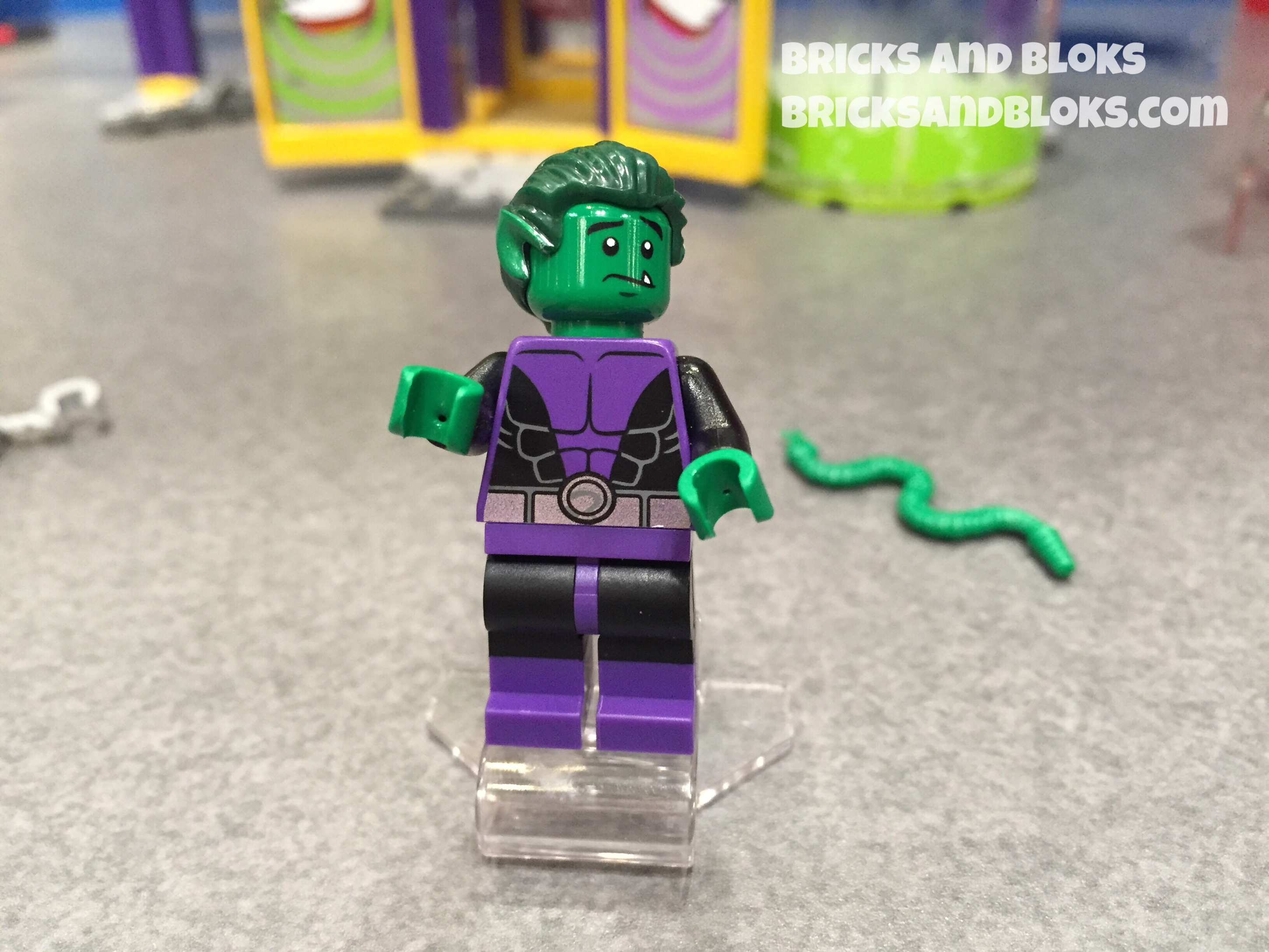 lego beast boy - photo #26