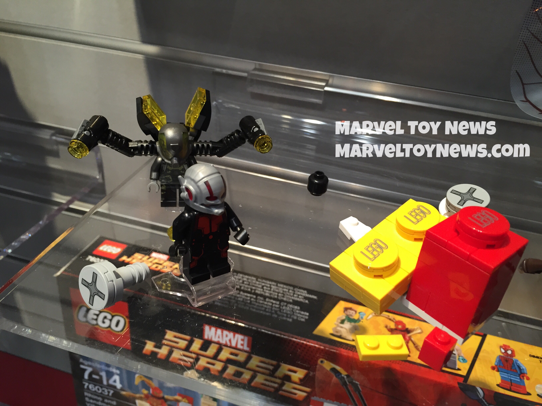 Lego Ant Man Sets