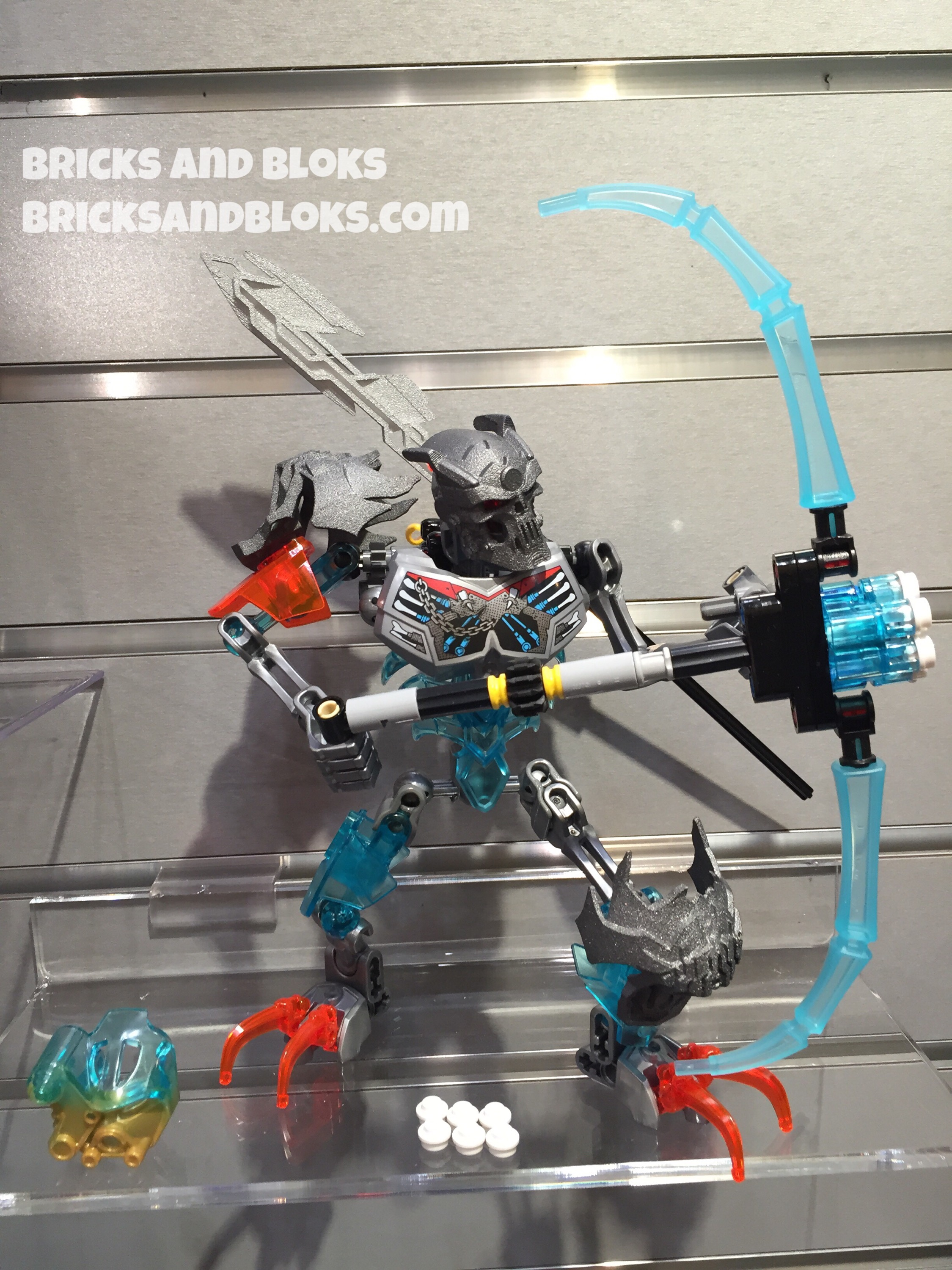 New York Toy Fair 2015 Lego Bionicle Summer Sets Bricks And Skull Scorpio 70794 70791 Warrior Set