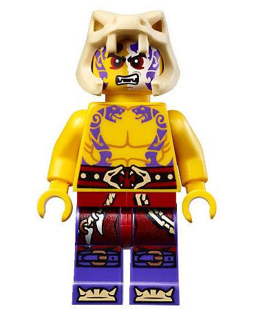 LEGO Anacondrai Minifigure from LEGO 30291