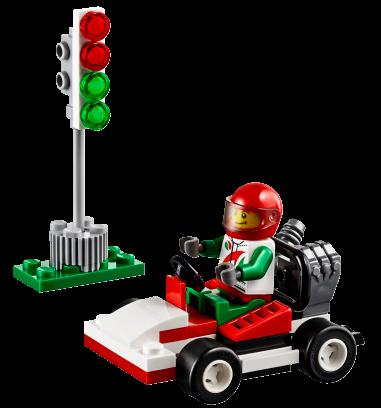 LEGO Go-Kart Racer 30314 Set LEGO Winter 2015