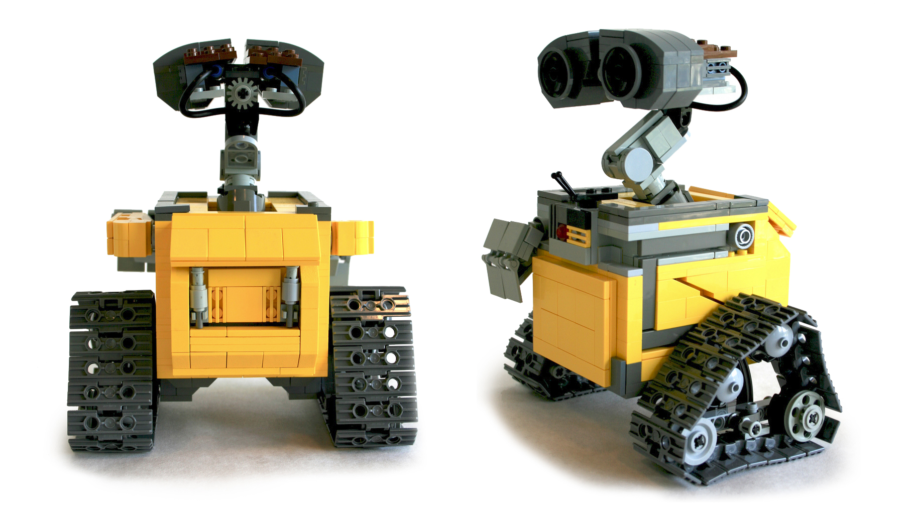lego wall e set announced lego ideas set 11 bricks and bloks. Black Bedroom Furniture Sets. Home Design Ideas