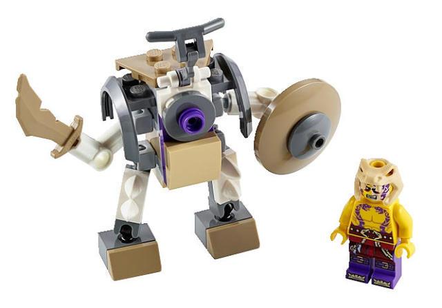 LEGO Ninjago Anacondrai Battle Mech 30291 Set