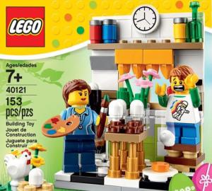 LEGO Seasonal Easter Set 40121 2015