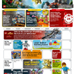 March 2015 LEGO Stores Calendar Promos Deals & Events!