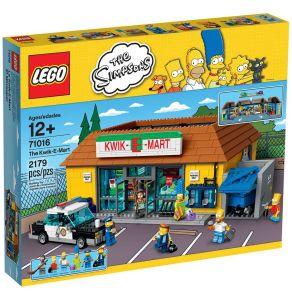 71016 LEGO The Kwik-E-Mart Box
