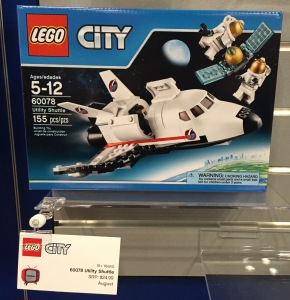 60078 LEGO Utility Shuttle Set Box