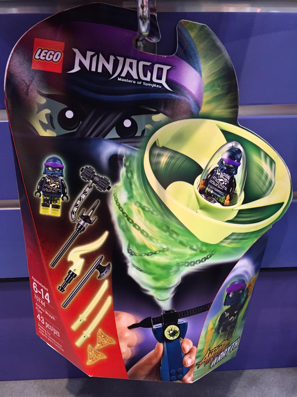 LEGO Ninjago Summer 2015 Sets