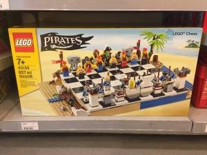 LEGO Pirates Chess Set 40158 Released Box