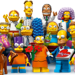 LEGO Simpsons Minifigures Series 2 71009 Revealed!