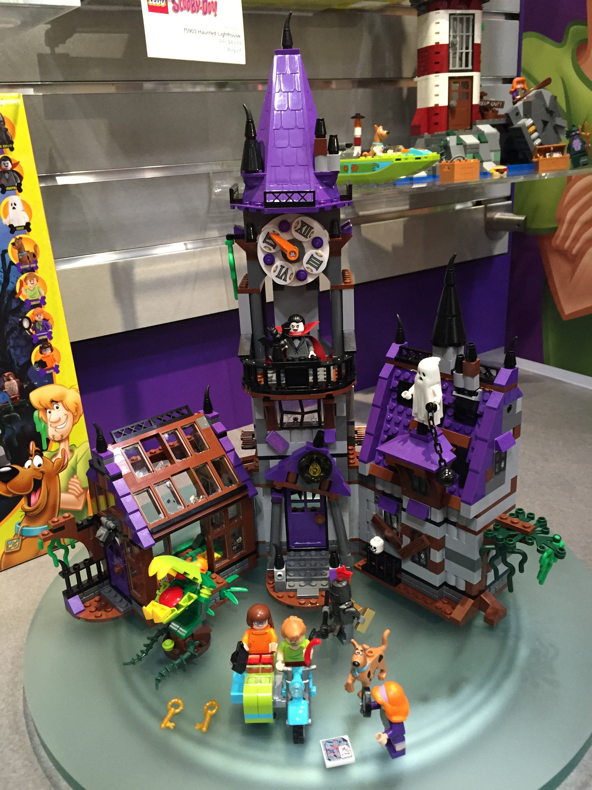 Lego Scooby Doo Mystery Mansion 75904 Photos Preview