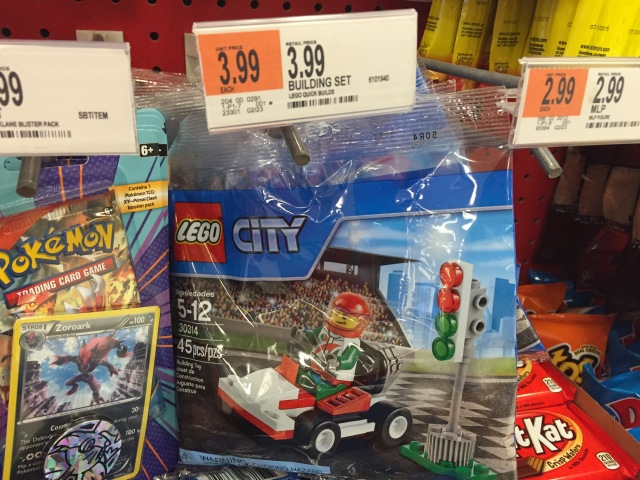 LEGO City Go Kart Racer 30314 Polybag Set in Stores