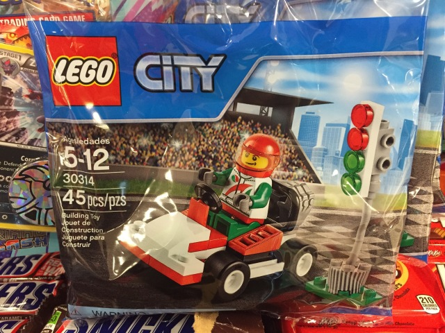 LEGO City Go Kart Racer 30314 Set Released
