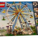 LEGO Ferris Wheel Release Date, Box & Piece Count!