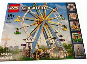 LEGO 10247 Ferris Wheel Box Creator Expert Summer 2015 Set